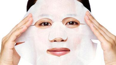 نحوه استفاده از ماسک ورقه ای (ماسک نقابی)