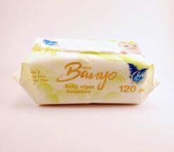 دستمال مرطوب بانیو