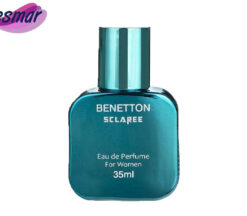 ادوپرفیوم زنانه اسکلاره مدل Benetton حجم 35 میل