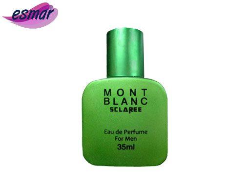 عطر جیبی مردانه اسکلاره مدل Mont Blanc حجم 35 میلی لیتر