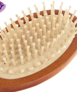 برس مو چوبی رز می