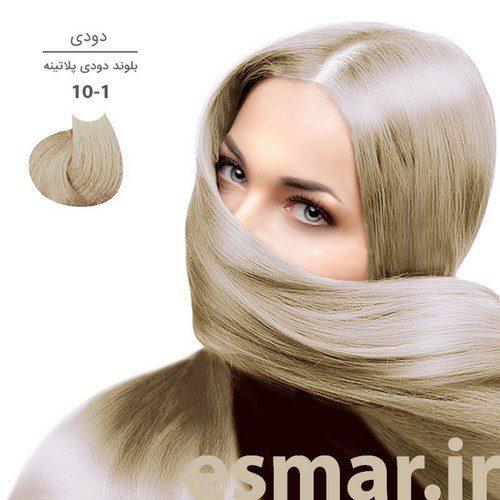 رنگ مو والانسی سری دودی (شامل 10 رنگ )