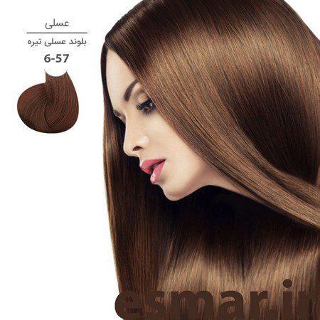 رنگ مو والانسی سری عسلی (شامل 2 رنگ )