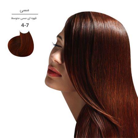 رنگ مو والانسی سری مسی (شامل 3 رنگ )