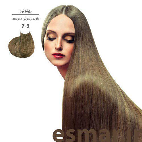 رنگ مو والانسی سری زیتونی (شامل 8 رنگ )