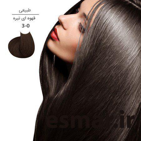 رنگ مو والانسی سری طبیعی (شامل 10 رنگ )