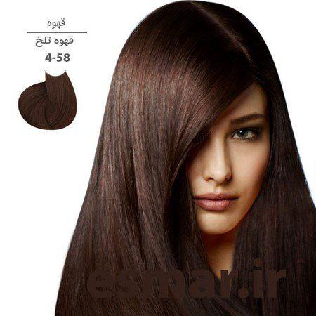رنگ مو والانسی سری شکلاتی (شامل 5 رنگ )