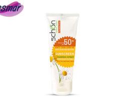 ضد آفتاب شون با رنگ طبیعی SFP50